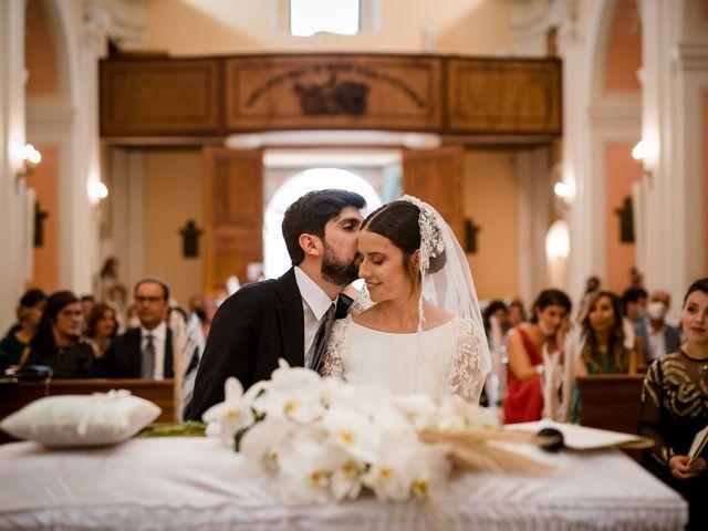 Il matrimonio di Luigi e Savina a San Mango d'Aquino, Catanzaro 61