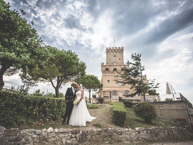 Il matrimonio di Matteo e Laura a Atri, Teramo 10