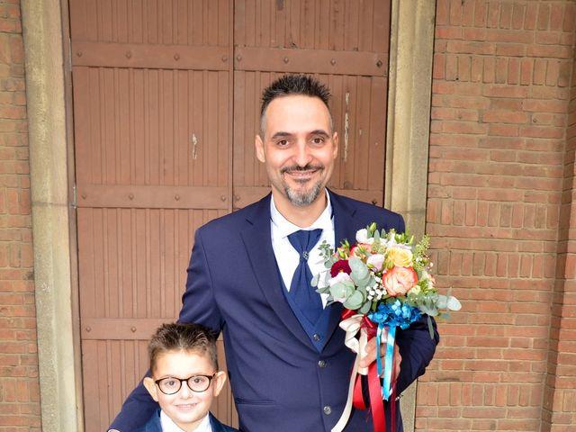 Il matrimonio di Andrea e Valentina a Ceregnano, Rovigo 5