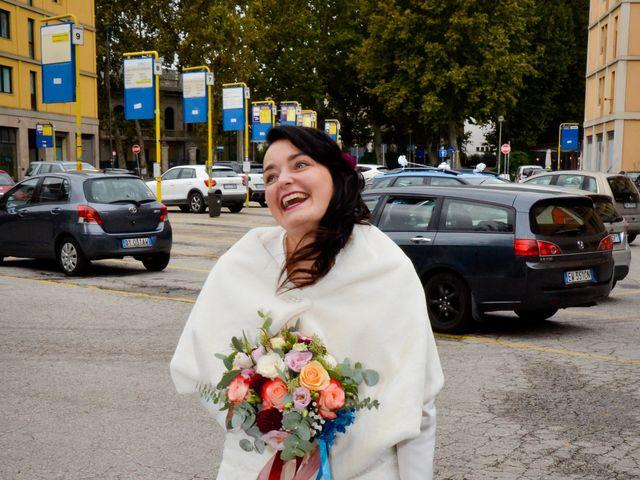 Il matrimonio di Andrea e Valentina a Ceregnano, Rovigo 6