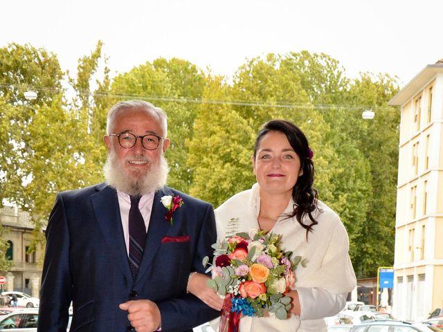 Il matrimonio di Andrea e Valentina a Ceregnano, Rovigo 7