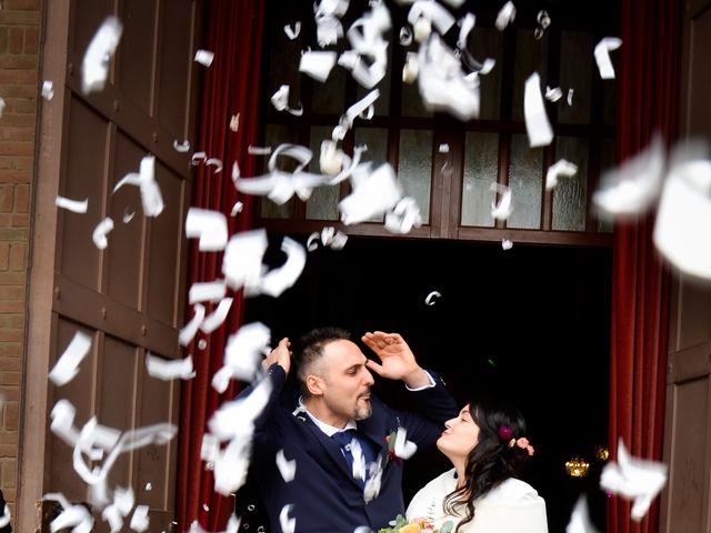 Il matrimonio di Andrea e Valentina a Ceregnano, Rovigo 9