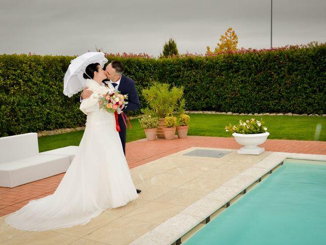 Il matrimonio di Andrea e Valentina a Ceregnano, Rovigo 12