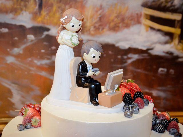 Il matrimonio di Andrea e Valentina a Ceregnano, Rovigo 15