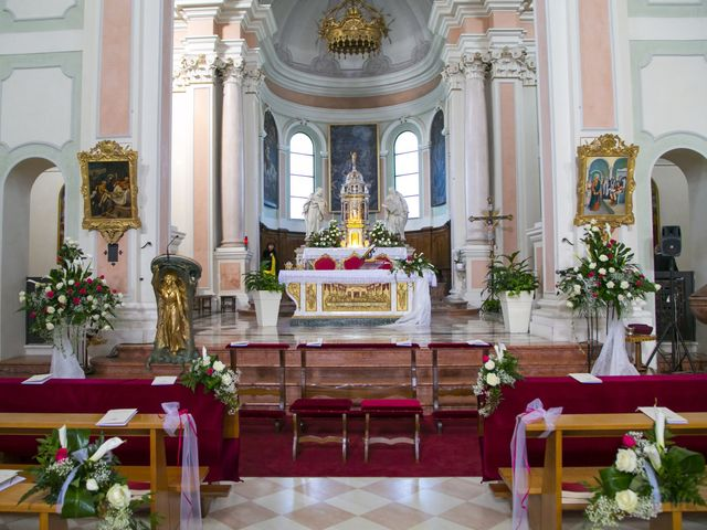 Il matrimonio di Cinzia e Simone a Rosà, Vicenza 17