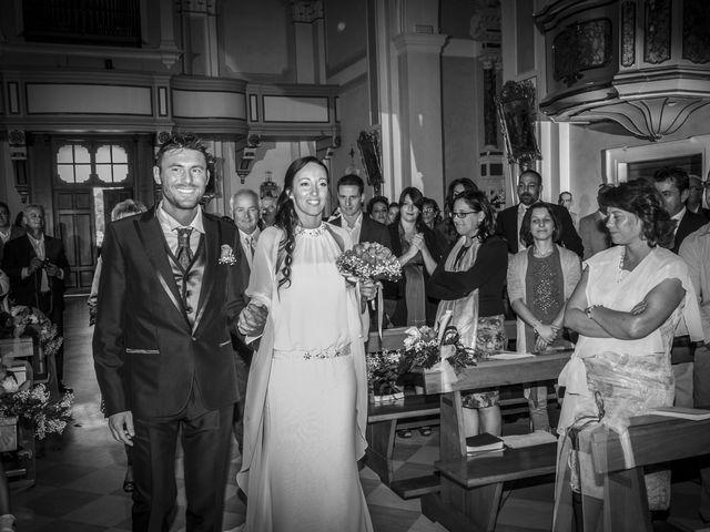 Il matrimonio di Cinzia e Simone a Rosà, Vicenza 19