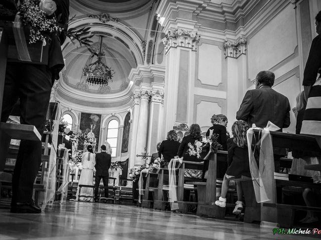 Il matrimonio di Cinzia e Simone a Rosà, Vicenza 20