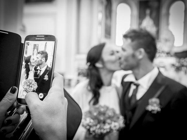 Il matrimonio di Cinzia e Simone a Rosà, Vicenza 1
