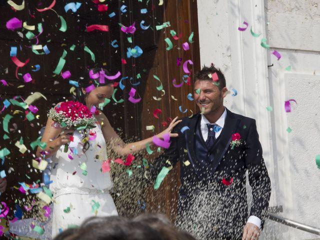 Il matrimonio di Cinzia e Simone a Rosà, Vicenza 26
