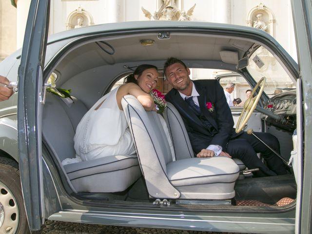 Il matrimonio di Cinzia e Simone a Rosà, Vicenza 27