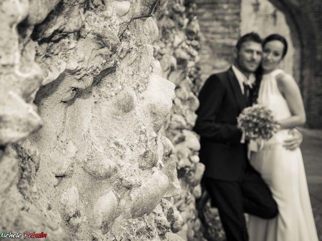 Il matrimonio di Cinzia e Simone a Rosà, Vicenza 30