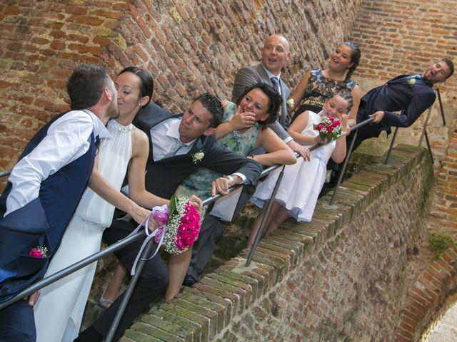 Il matrimonio di Cinzia e Simone a Rosà, Vicenza 32