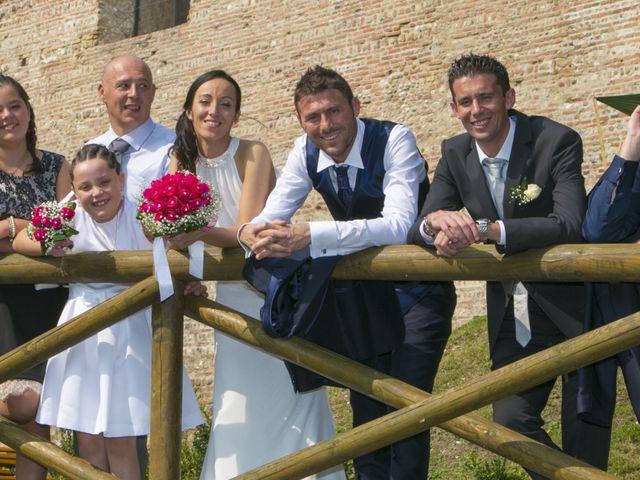 Il matrimonio di Cinzia e Simone a Rosà, Vicenza 34
