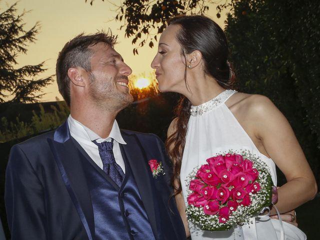 Le nozze di Simone e Cinzia