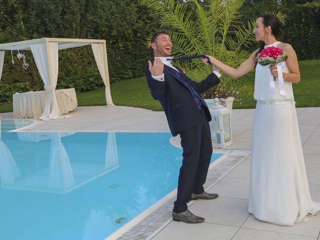 Il matrimonio di Cinzia e Simone a Rosà, Vicenza 43