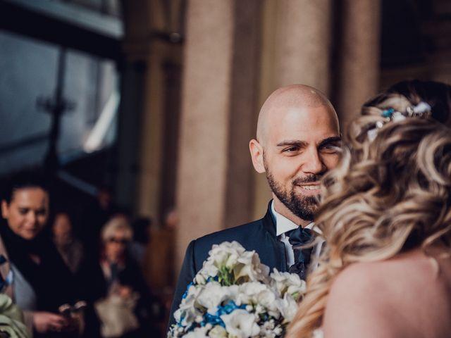Il matrimonio di Stefano e Annalisa a Milano, Milano 45