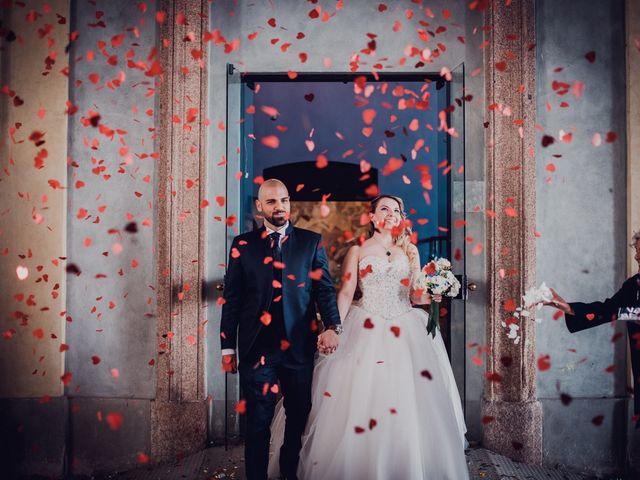 Il matrimonio di Stefano e Annalisa a Milano, Milano 51