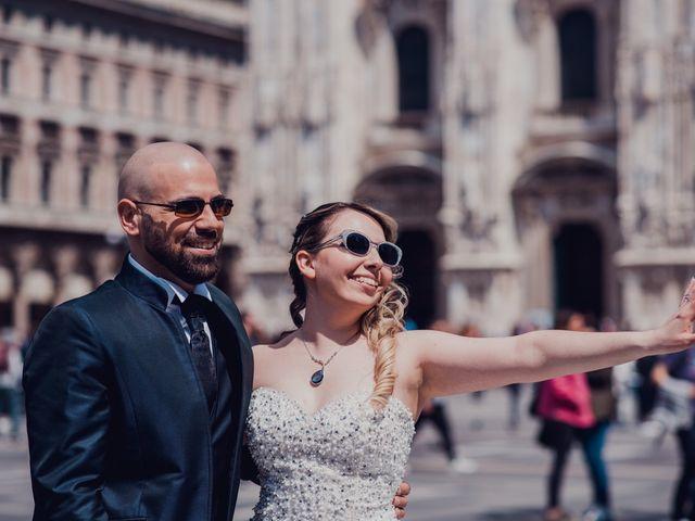 Il matrimonio di Stefano e Annalisa a Milano, Milano 56