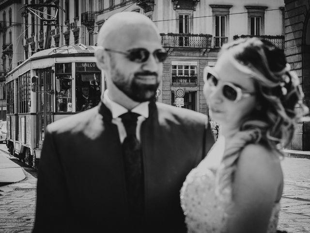 Il matrimonio di Stefano e Annalisa a Milano, Milano 58