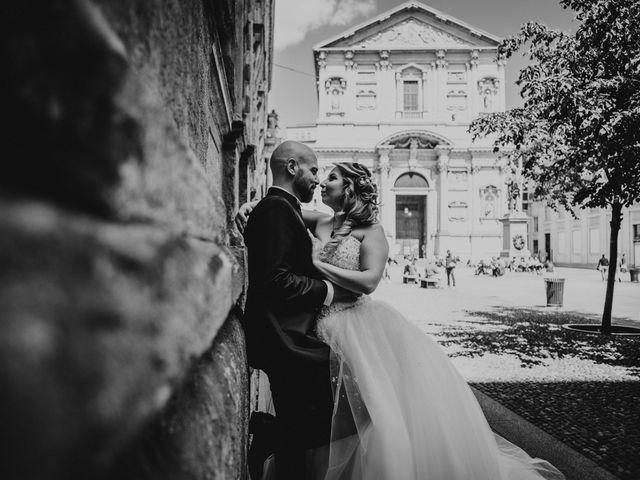 Il matrimonio di Stefano e Annalisa a Milano, Milano 61