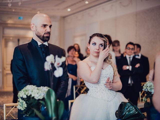 Il matrimonio di Stefano e Annalisa a Milano, Milano 83