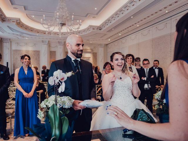 Il matrimonio di Stefano e Annalisa a Milano, Milano 84