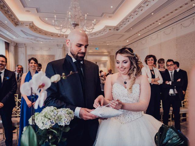 Il matrimonio di Stefano e Annalisa a Milano, Milano 85