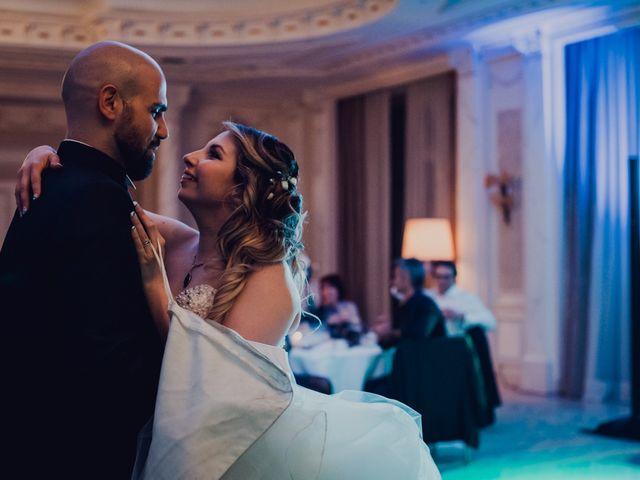 Il matrimonio di Stefano e Annalisa a Milano, Milano 104