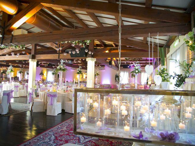 Il matrimonio di Cinzia e Simone a Rosà, Vicenza 38