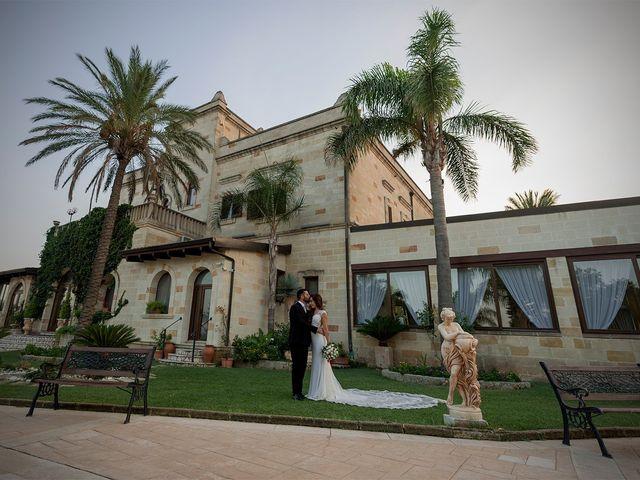 le nozze di Olga e Antonio