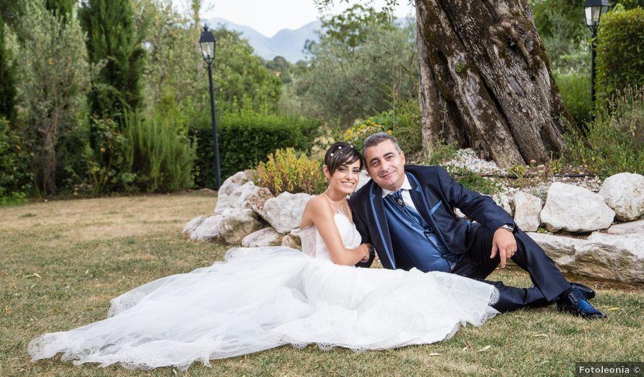 Il matrimonio di Denise e Fabrizio a San Donato Val di Comino, Frosinone