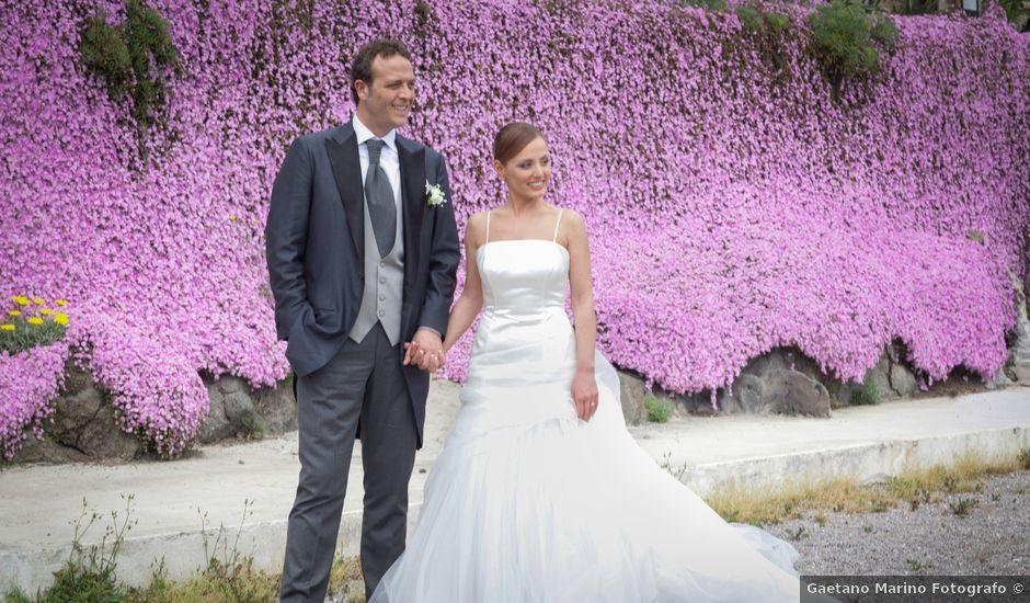 Il matrimonio di Salvatore e Rosaria a Torre del Greco, Napoli