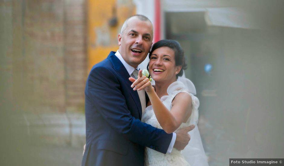 Il matrimonio di Marco e Barbara a Fermo, Fermo
