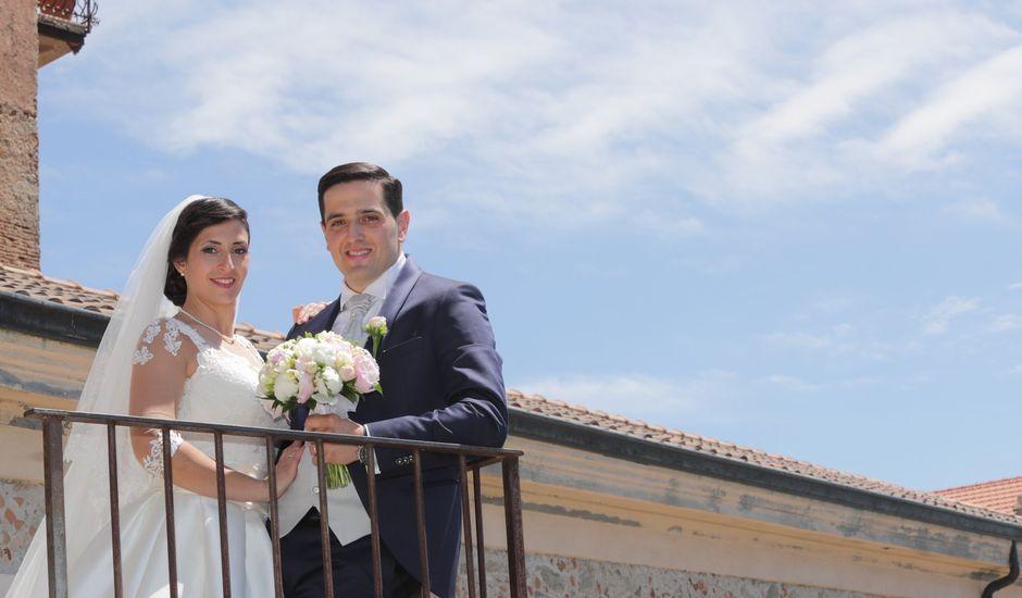 Il matrimonio di Gabriele  e Ilaria  a Nicotera, Vibo Valentia