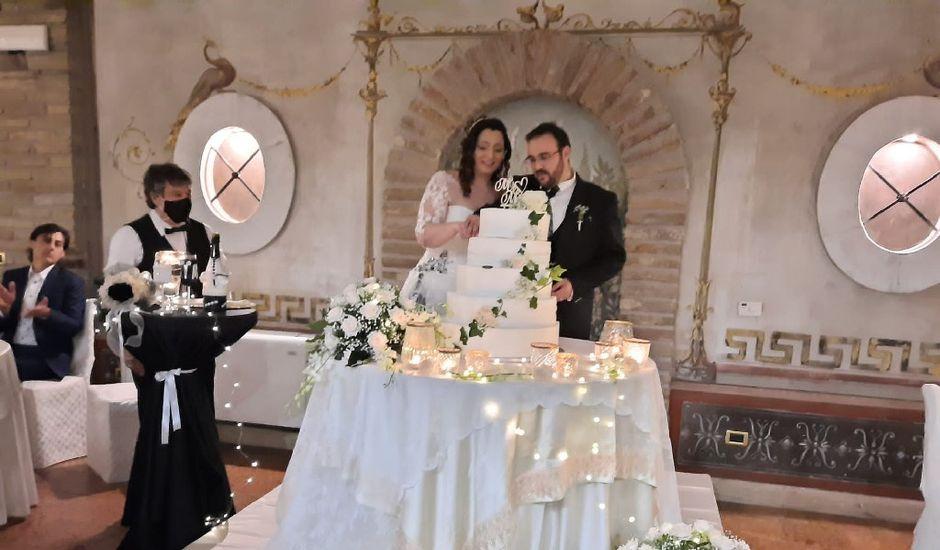 Il matrimonio di Luca e Mariarosa a L'Aquila, L'Aquila