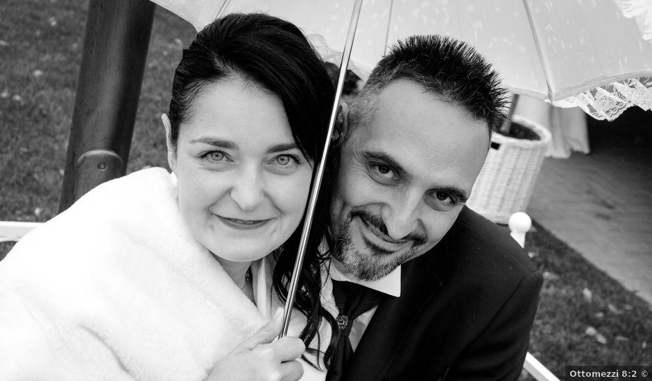 Il matrimonio di Andrea e Valentina a Ceregnano, Rovigo