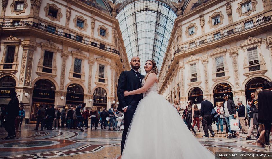 Il matrimonio di Stefano e Annalisa a Milano, Milano