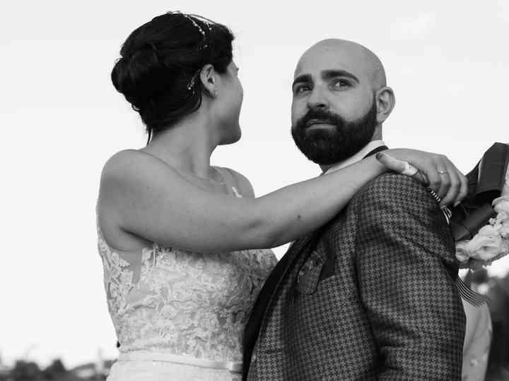 le nozze di Emanuela e Gabriele