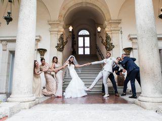 Le nozze di Irana e Luca