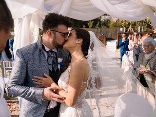 Le nozze di Giulia e Devid
