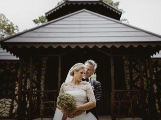 Le nozze di Sabrina e Stefan