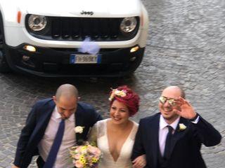 Le nozze di Cutaia giuseppe e Mangione ilaria 1