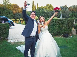 Le nozze di Angela e Mattia