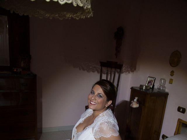 Il matrimonio di Serena e Nicola a Pontecagnano Faiano, Salerno 15