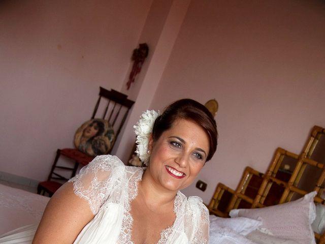 Il matrimonio di Serena e Nicola a Pontecagnano Faiano, Salerno 16