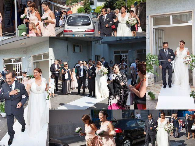 Il matrimonio di Serena e Nicola a Pontecagnano Faiano, Salerno 31