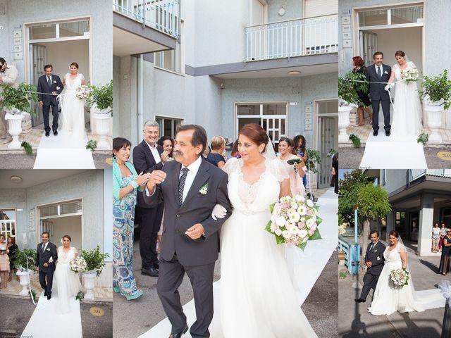 Il matrimonio di Serena e Nicola a Pontecagnano Faiano, Salerno 32