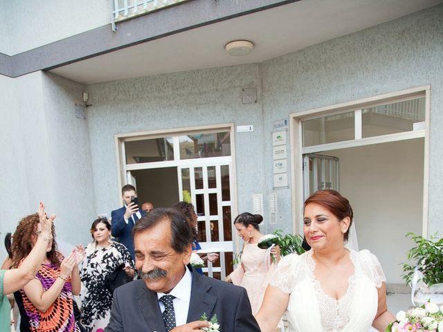 Il matrimonio di Serena e Nicola a Pontecagnano Faiano, Salerno 33