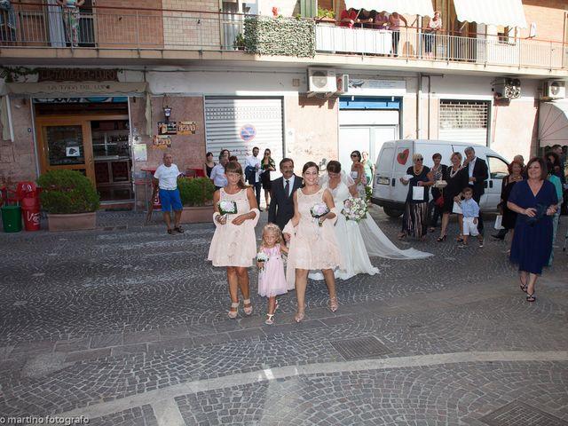 Il matrimonio di Serena e Nicola a Pontecagnano Faiano, Salerno 36