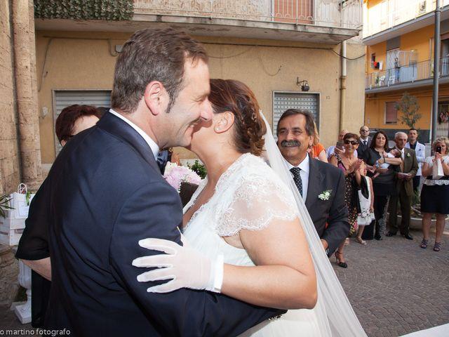Il matrimonio di Serena e Nicola a Pontecagnano Faiano, Salerno 1